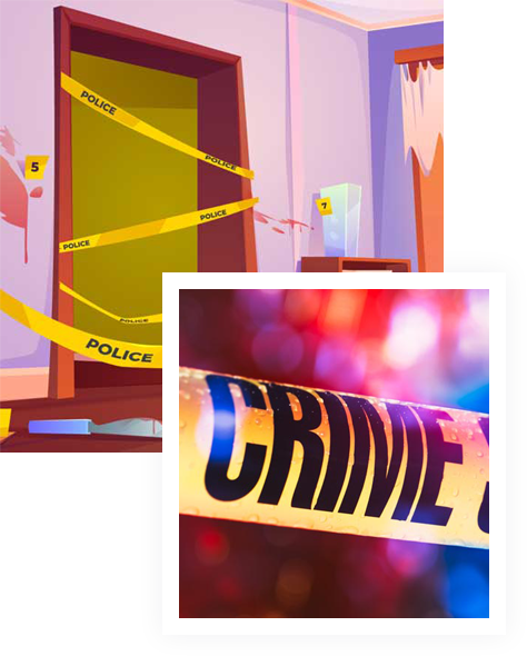 Decomposition Homicide Cleanup