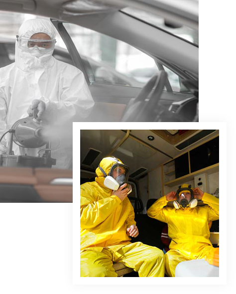 Biohazard Cleanup to Protect Health and Safety