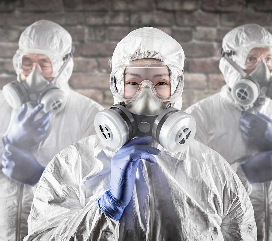 Coronavirus Clean Up